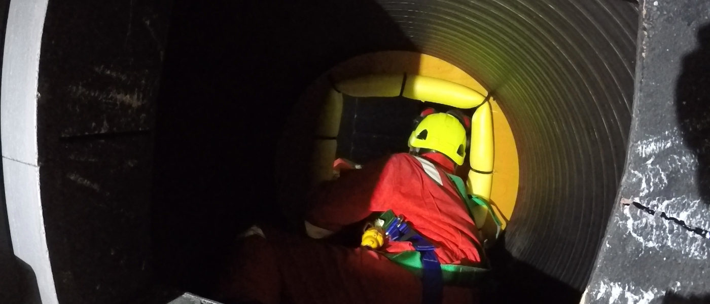 Confined Space Training Courses – Derby