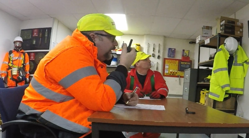 Confined Space Training Courses Rescue Comms Room